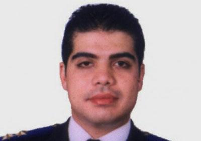 النقيب الشهيد حازم محمود عزب