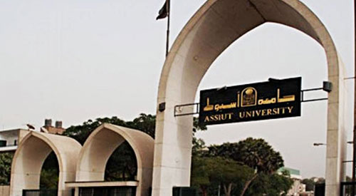 جامعة اسيوط - ارشيفية