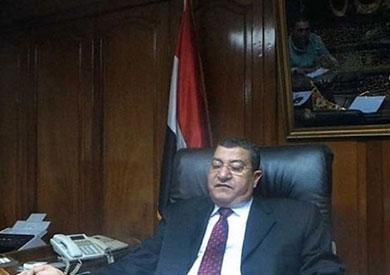 المستشار حسن أبو رية، رئيس محكمة جنوب الجيزة الابتدائية