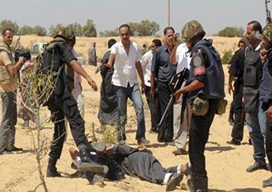 القبض على 67 شخصا محكوما عليهم في قضايا متنوعة بشمال سيناء