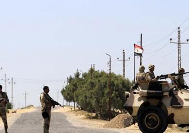 إصابة 6 من قوات الأمن بينهم ضابط في انفجار جنوب العريش