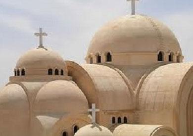 كنيسة للطائفة الإنجيلية - ارشيفية