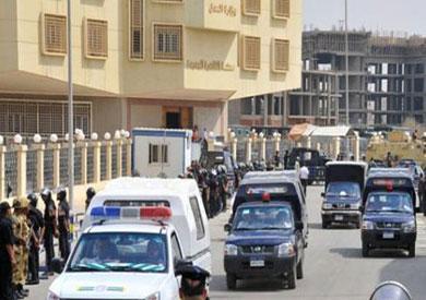 محكمة جنايات القاهرة بالتجمع الخامس