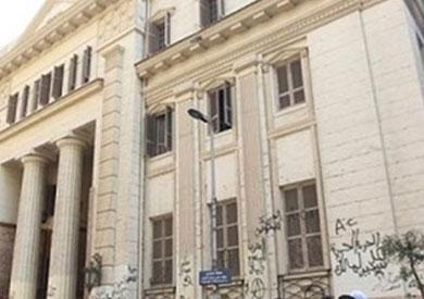 محكمة القاهرة للأمور المستعجلة بعابدين - ارشيفية
