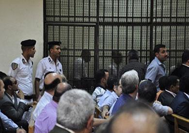 محاكمة المتهمين في «خلية طلاب حلوان» - أرشيفية