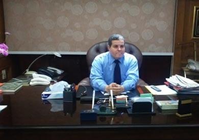 مدير أمن بنى سويف اللواء محمود العشيرى