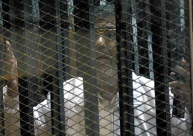 الريس المعزول محمد مرسي