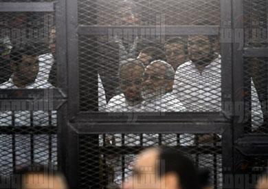 الجنايات تؤجل نظر «غرفة رابعة» لـ16 نوفمبر - تصوير: خاص الشروق