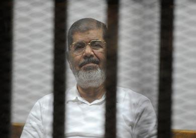 مرسى يطلب الدفاع عن نفسه في «التخابر».. والنيابة: كان عميلا للحرس الثورى الإيرانى -