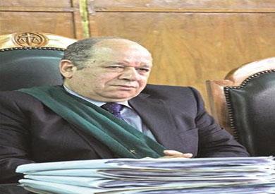 احمد ابو العزم مستشار قضاة بمجلس الدولة تصوير لبنى طارق