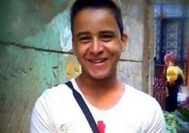"""محمود محمد الشهير بـ""""معتقل التيشيرت"""""""