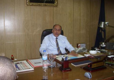 اللواء أسامة متولي - مدير أمن المنيا