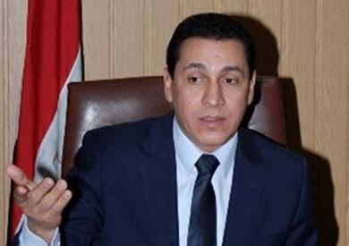 الدكتور رضا عبد السلام، محافظ الشرقية