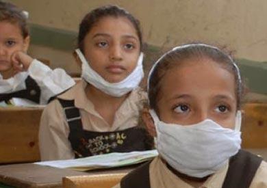صحة الغربية: 105 حالة مصابة بالغدة النكافية بين طلاب المدارس