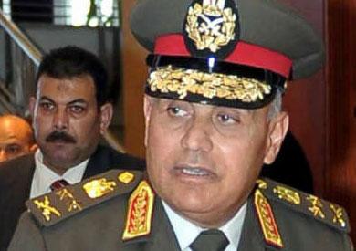 الفريق أول صدقي صبحي، القائد العام للقوات المسلحة وزير الدفاع والإنتاج الحربي