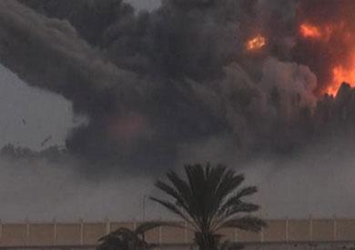 تفجير عبوة ناسفة وضبط 5 مشتبه بهم جنوب العريش