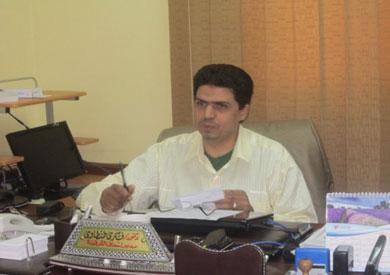 الدكتور فكري طنطاوي، مدير مرفق الإسعاف بمحافظة الشرقية