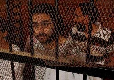محاكمة المتهمين في أحداث مجلس الشورى-ارشيفية