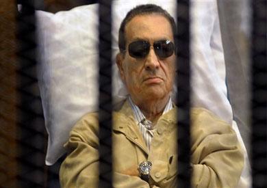 الرئيس الأسبق حسني مبارك-ارشيفية