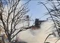 الحمام يتسبب في انتشار النيران بـ6 منازل بالبحيرة