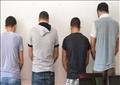 ضبط 3 عاطلين تخصصوا في الإتجار في المواد المخدرة بشبرا الخيمة