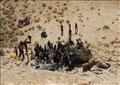 إصابة 4 عسكريين في حادث سير وسط سيناء - أرشيفية