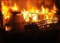 حريق في محطة كهرباء – صورة أرشيفية