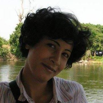 شقيقة شيماء الصباغ للنيابة: لا أتهم أحدا.. وأطالبكم بالقصاص من قاتليها -