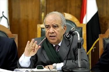 المستشار مجدي العجاتي وزير الشؤون القانونية ومجلس النواب