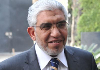 وزير النقل حاتم عبد اللطيف