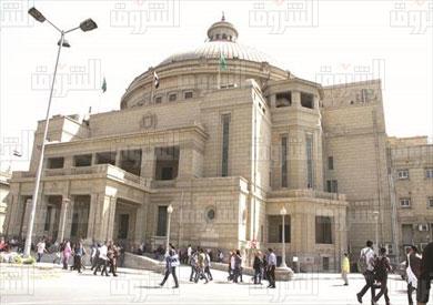 تعليم جامعة القاهرة من الداخل 2013 تصوير زياد حسن