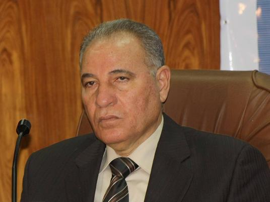 المستشار أحمد الزند - رئيس نادي قضاة مصر