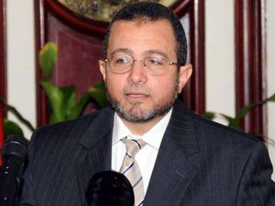 وزير الري هشام قنديل
