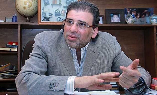 النائب خالد يوسف، عضو مجلس النواب