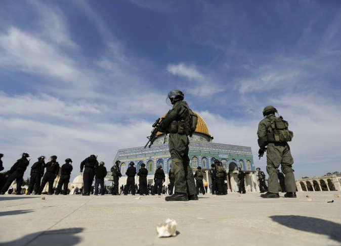 إسرائيل أغلقت الحرم القدسي لأول مرة منذ 14 عاما - أرشيفية