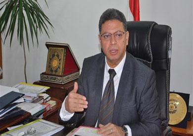 وزير القوى العاملة جمال سرور