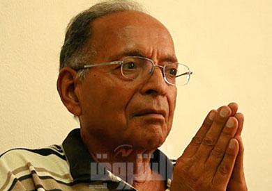 الدكتور رفعت السعيد رئيس المجلس الاستشاري لحزب التجمع