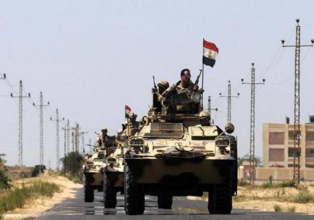 العملية تأتي بعد استهداف نقطة عسكرية بالشيخ زويد