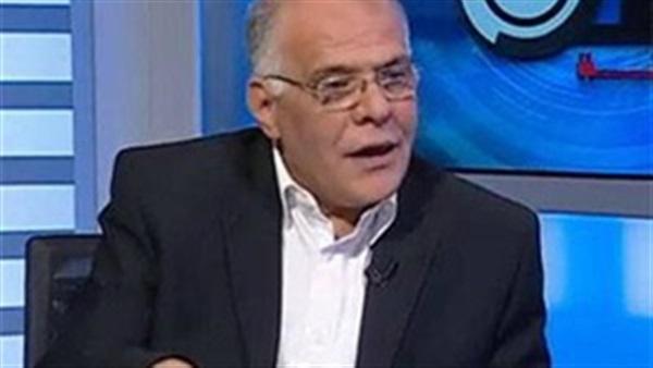 الدكتور علاء غنام، عضو لجنة إعداد قانون التأمين الصحي الشامل
