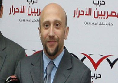 شهاب وجيه، المتحدث الرسمي باسم حزب المصريين الأحرار