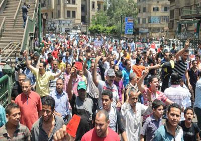 تظاهرات 30 يونيو لسحب الثقة من الرئيس – أرشيفية