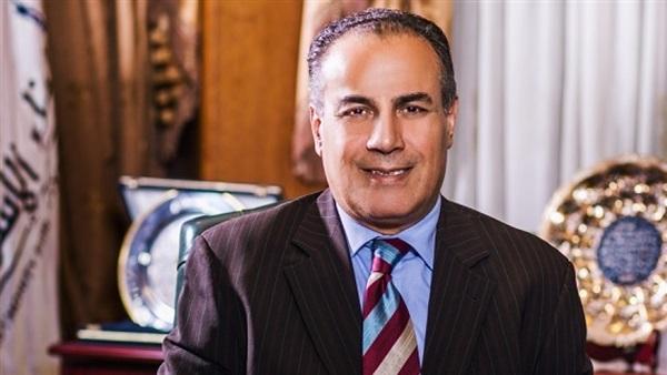 نائب رئيس الهيئة الاقتصادية لقناة السويس، اللواء عبد القادر درويش