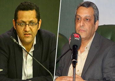 خالد البلشى يكشف تفاصيل احتجازه مع نقيب الصحفيين داخل قسم قصر النيل