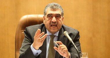 الدكتور أشرف الشرقاوي، وزير قطاع الأعمال العام