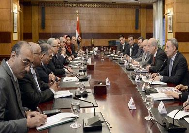 رؤساء الهيئات البرلمانية يلتقون رئيس الوزراء لمناقشة الموازنة