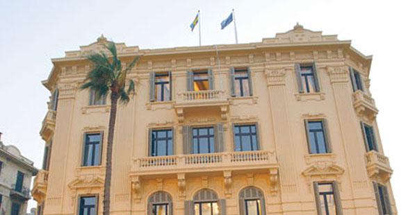 بحث قضايا المرأة في العرض المسرحي «45» على «جيزويت الإسكندرية الثقافي»