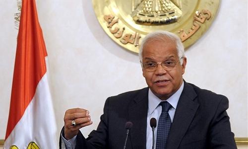 الدكتور جلال سعيد وزير النقل