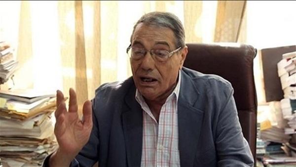 الأمين العام للمجلس الأعلى للصحافة صلاح عيسى