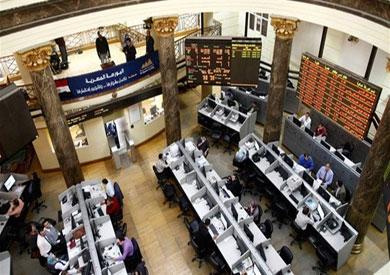 سيطرة الأفراد على التعاملات تعمق خسائر البورصة المصرية