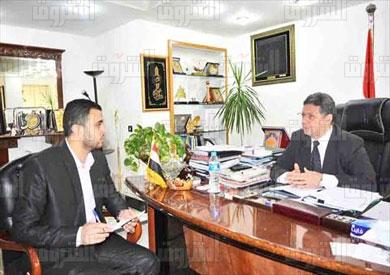 جمال سرور وزير القوى العاملة السابق في حواره مع محرر «الشروق»